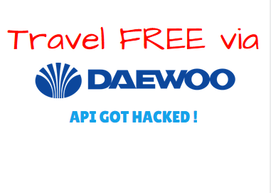 Daewoo Pakistan Hacked